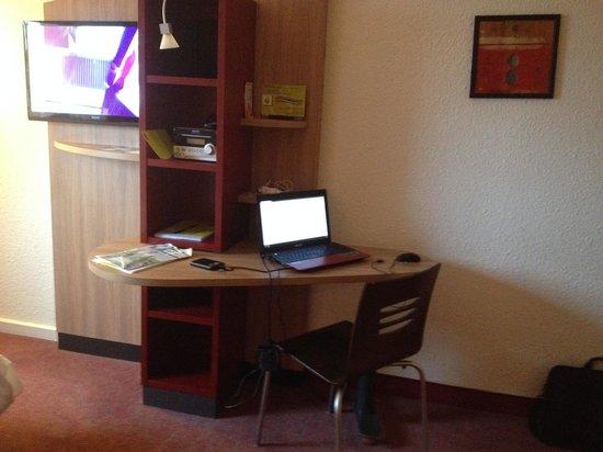 Canal Suites (Suite Home): coin bureau