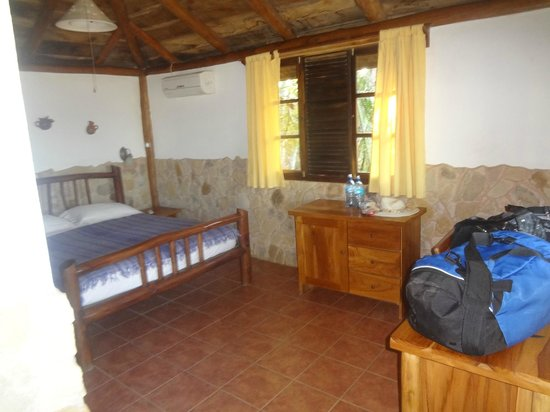 El Sabanero Eco Lodge: Room 9.