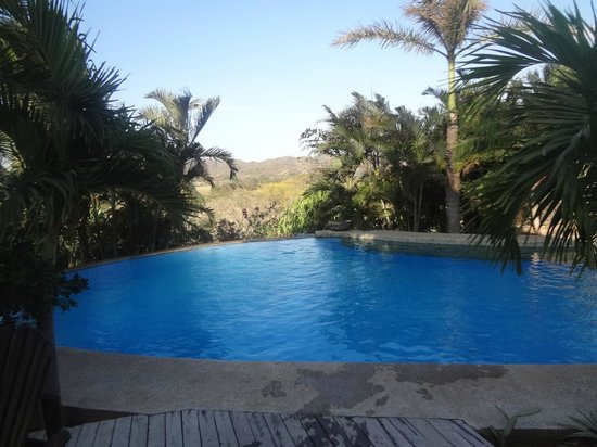 El Sabanero Eco Lodge : Lovely pool!