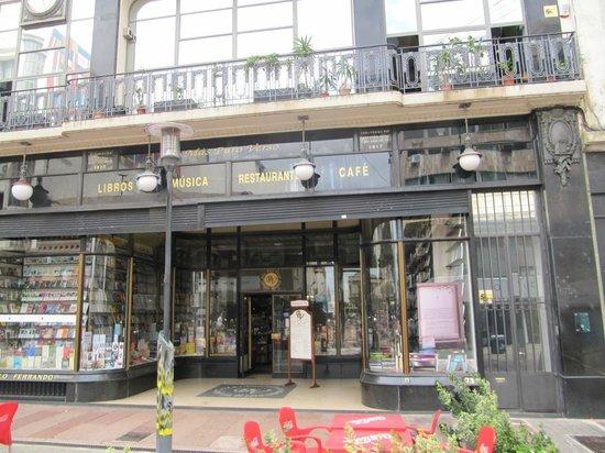 PV Restaurante Lounge: Fachada principal