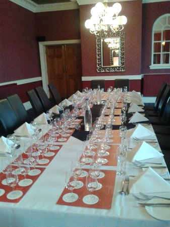 The Lancashire Wine School - Day Classes: Before everyone arrives!