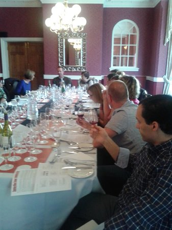 The Lancashire Wine School - Day Classes: Saturday Introduction to Wine at The Glendower
