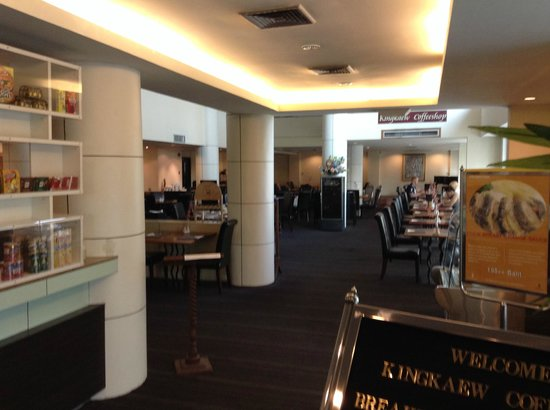 Miracle Suvarnabhumi Airport Hotel : Restaurant - Food was Good