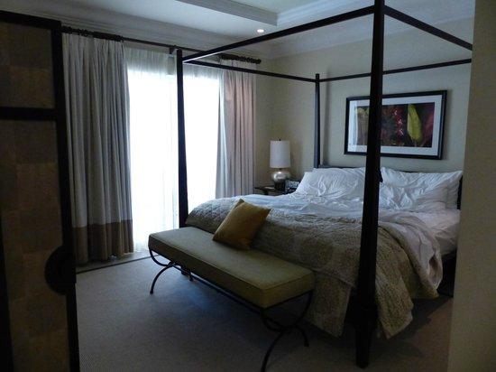 The Landings Resort & Spa St. Lucia : Master bedroom