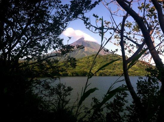 Posada Chico Largo: Hiking spot near the hotel