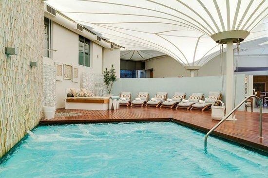 Radisson Blu Hotel Waterfront, Cape Town: Armani African Spa