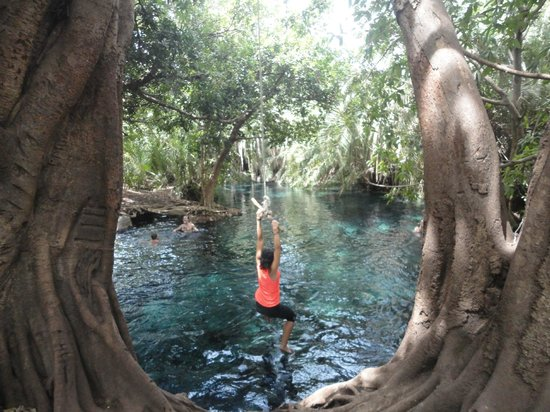 Rafiki Backpackers & Guesthouse: Hot Spring