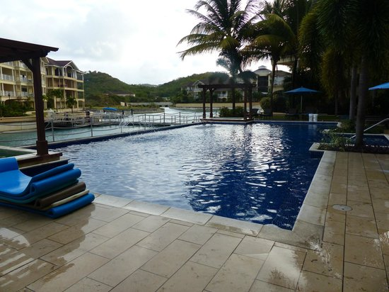 The Landings St. Lucia : Main Pool
