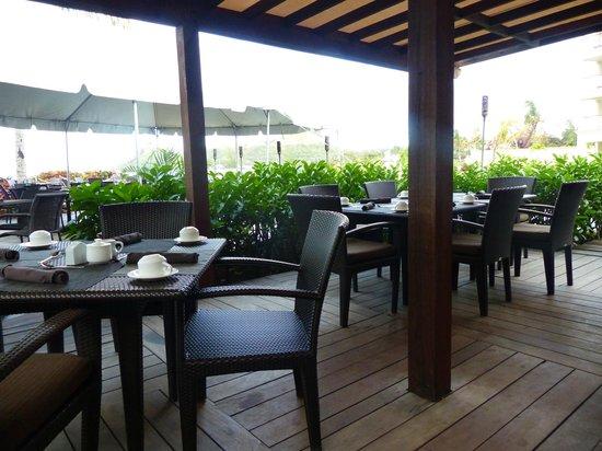 The Landings St. Lucia : Beach restaurant