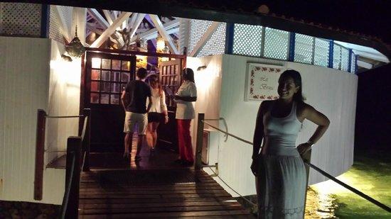 Decameron Aquarium: Restaurante La Bruja