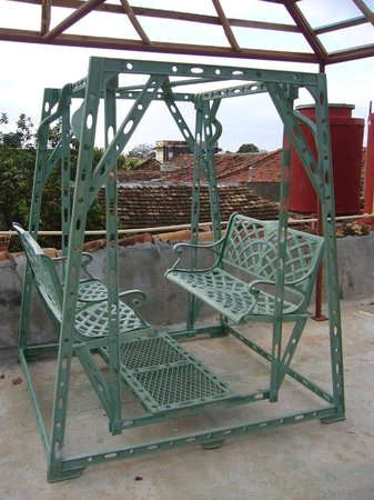 Casa Ileana: Rooftop terrace