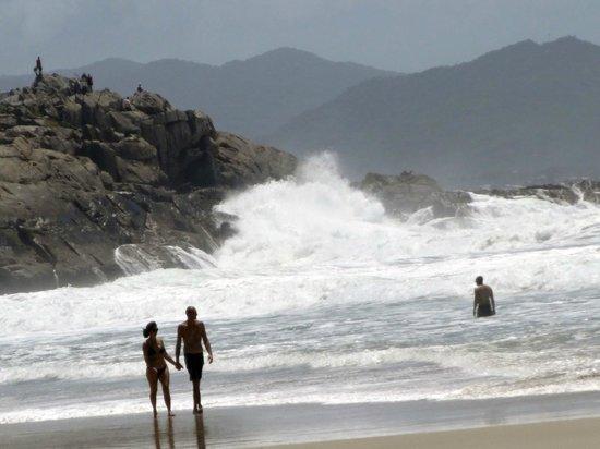 Pousada Penareia: Praia do Matadeiro, bem próximo da pousada.