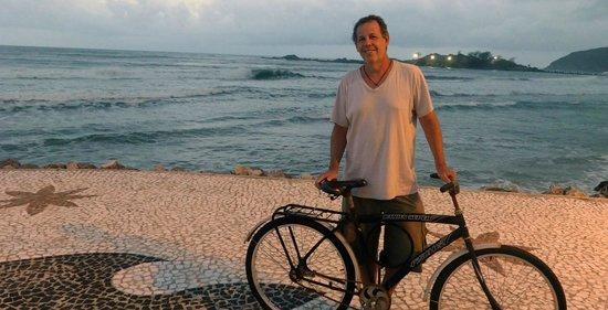 Pousada Penareia: Bike oferecida pela pousada