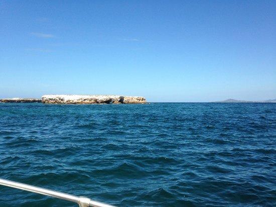 Islas Marietas: Las Islas