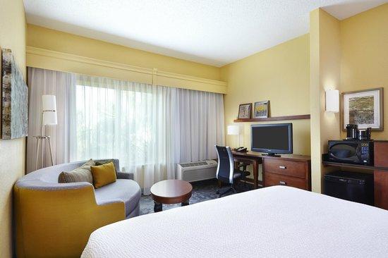 Courtyard Fort Lauderdale SW/Miramar: King Guest Room