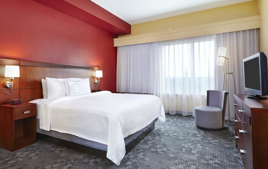 Courtyard Fort Lauderdale SW/Miramar: King Suite