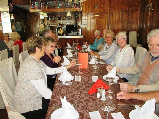 Restaurant Rendezvous: lunch at Rendezvous