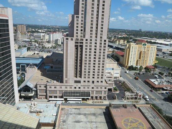 Grand Hyatt San Antonio : View from room