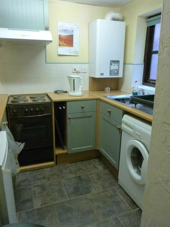 The Stableyard Guest Accommodation and S C Cottages : Kitchenette