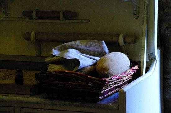 La Loggetta - La Locanda nel Loggiato: Cesto del pane