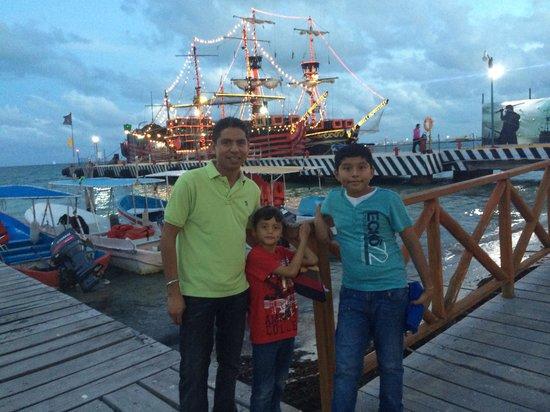 Captain Hook Barco Pirata Pirate Ship: A punto de abordar ....