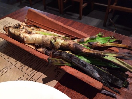 Cuines Santa Caterina : Must get their calcots