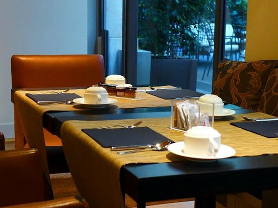 Gallery Hotel: Breakfast Buffet