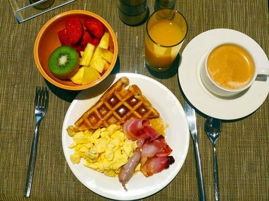 Gallery Hotel : Breakfast Buffet
