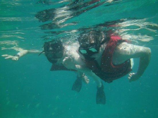 Catamaran Santa Maria Snorkeling Picture Of Hispaniola