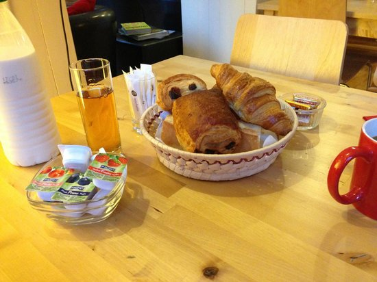 Le Regina : Breakfast