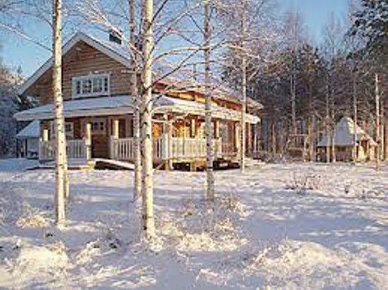 Ravintola Holvi: Cabaña Mikkeli