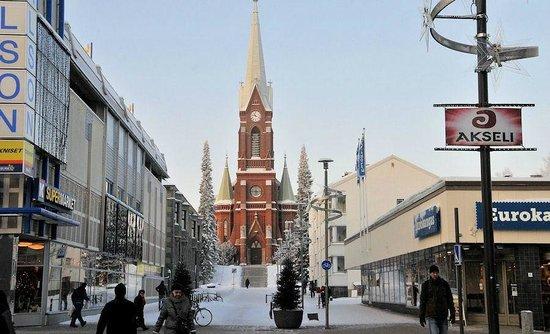 Ravintola Holvi: Catedral Mikkeli