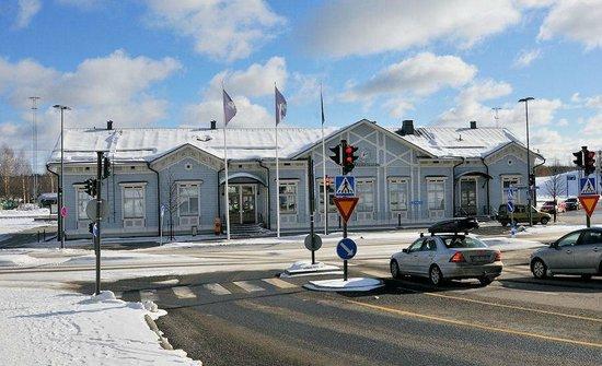 Ravintola Holvi: Estación Mikkeli