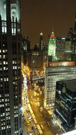 InterContinental Chicago: A view from the window
