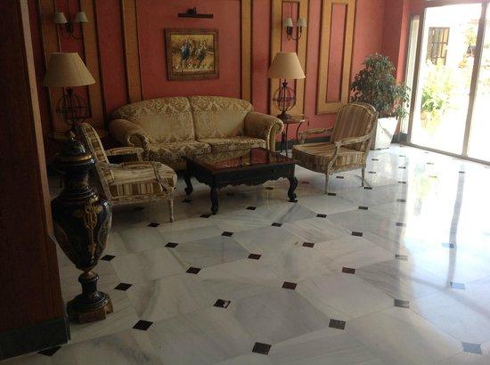 ILUNION Hacienda del Sol : Near reception