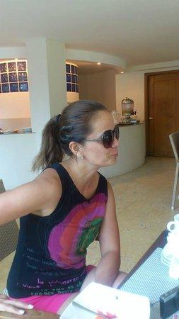 Hotel Estelar Oceania : comedor