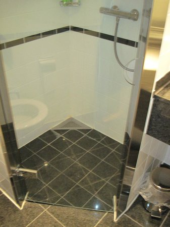 Gentofte Hotel: doccia