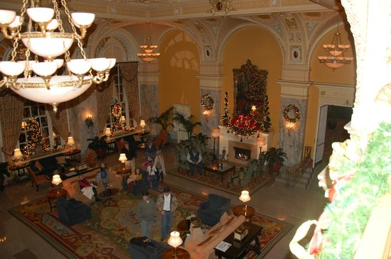 The Hermitage Hotel: Lobby