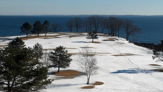 Samoset Resort On The Ocean: View from rm 411
