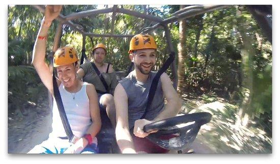 Parque Xplor: ATV through Nature