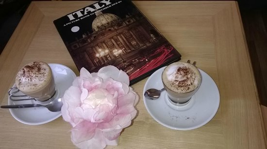 Elena's Kitchen: Coffee the Italian Way