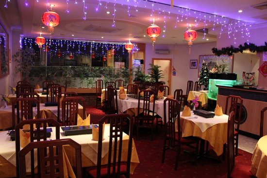 Chinese Restaurant In Rochester High Street Kent