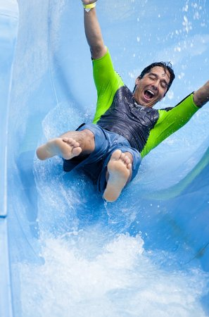 De Palm Island: Fun slides for young and...