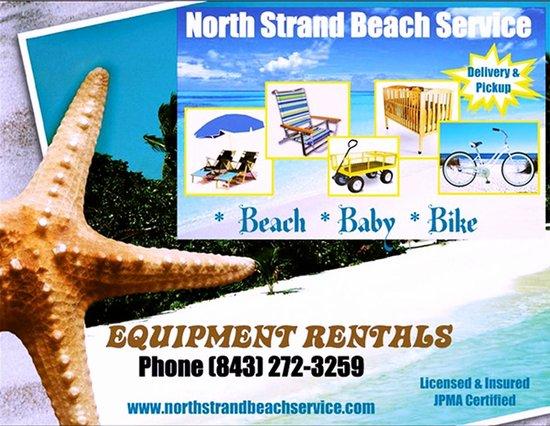 North Strand Beach Services