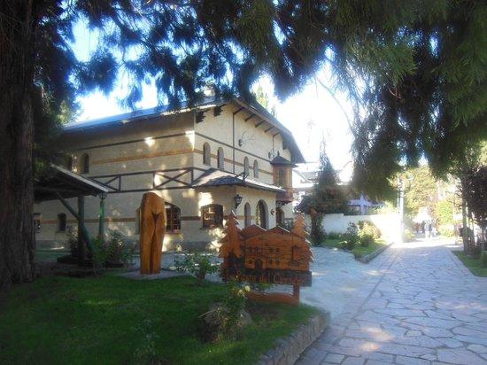 Hosteria La Posta del Cazador: Quiet place in a pleasant walkable town