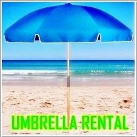 North Myrtle Beach Chair And Umbrella Rentals
