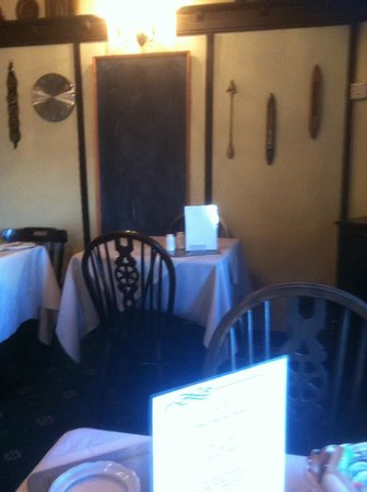 Dalesgate Hotel: Dining Room