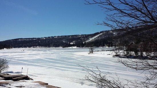 LakeStar Lodge: Best View