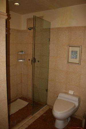 News Plaza Hotel: Ванная