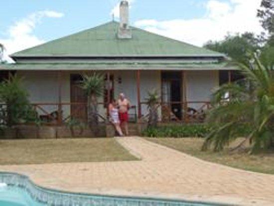 Carnarvon Dale: Lodge